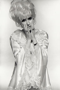 Dusty Springfield by Peter Rand